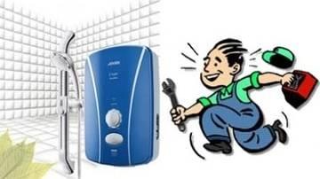 Sửa bình nóng lạnh Midea tại nhà_Cty sửa nóng lạnh Hà nội 24h